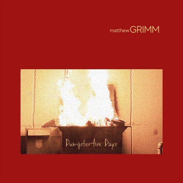Cover art for Dumpster-Fire Days