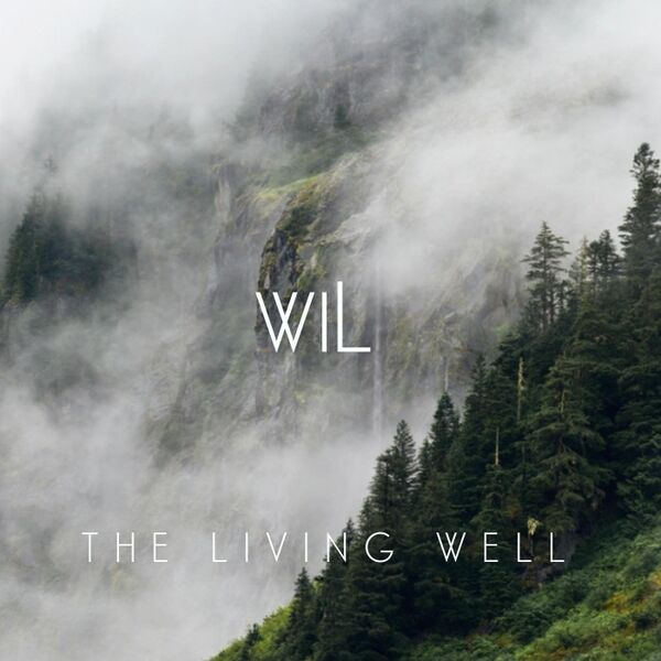 Cover art for The Living Well