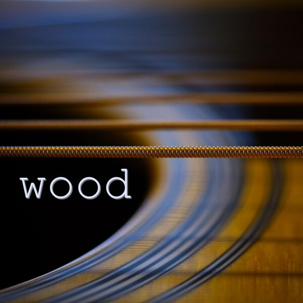 Cover art for Wood