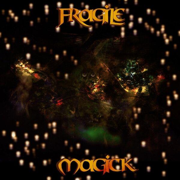 Cover art for Fragile Magick