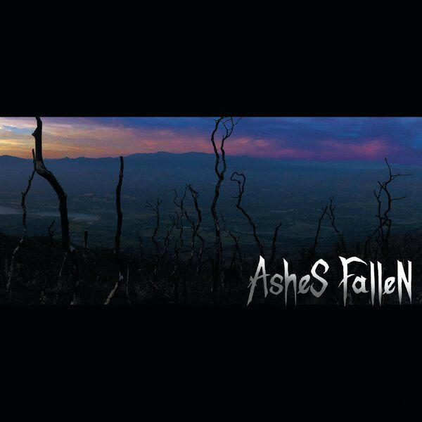 Cover art for Ashes Fallen