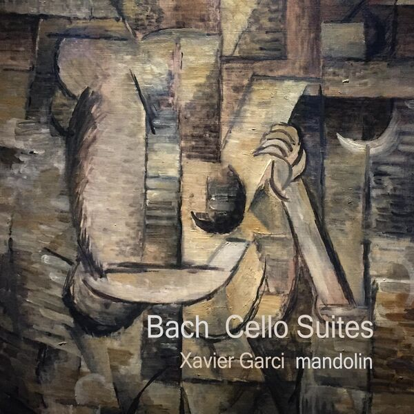 Cover art for Bach: Cello Suites