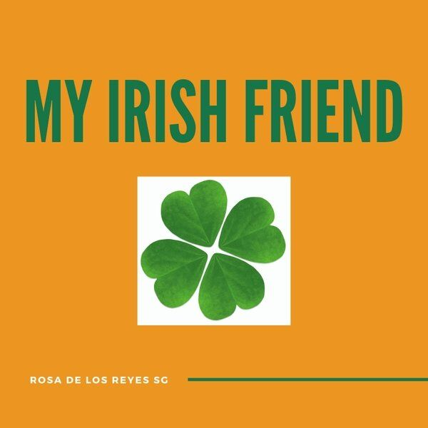 Cover art for My Irish Friend