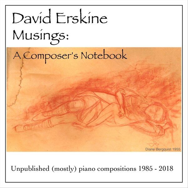 Cover art for Musings: A Composer's Notebook