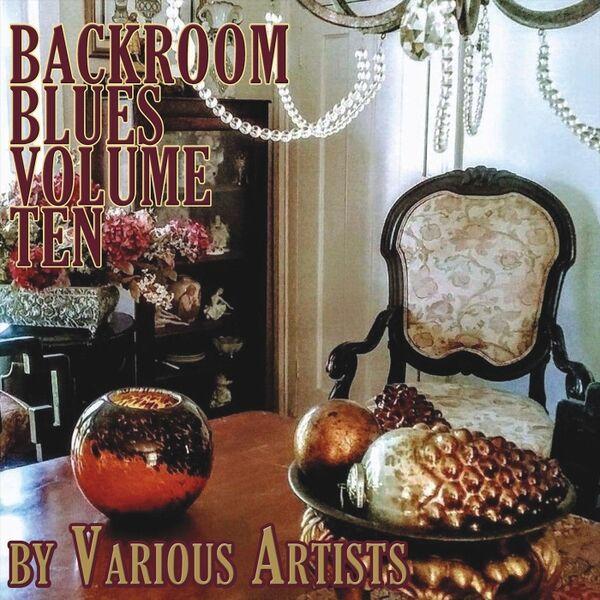 Cover art for Backroom Blues, Vol. Ten