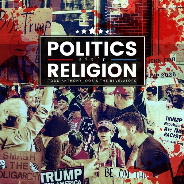 Cover art for Politics Ain't Religion