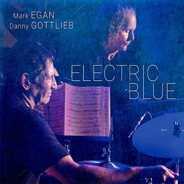 Cover art for Electric Blue