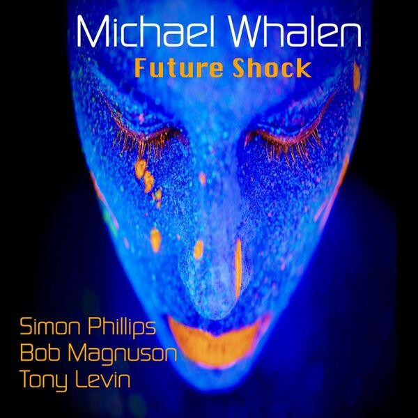 Cover art for Future Shock