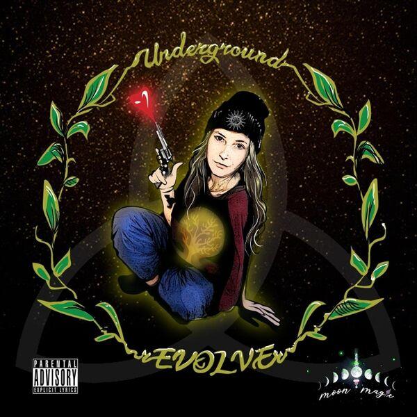 Cover art for Underground Revolver