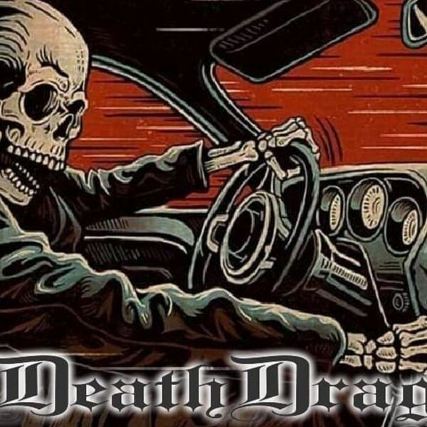 Cover art for Deathdrag