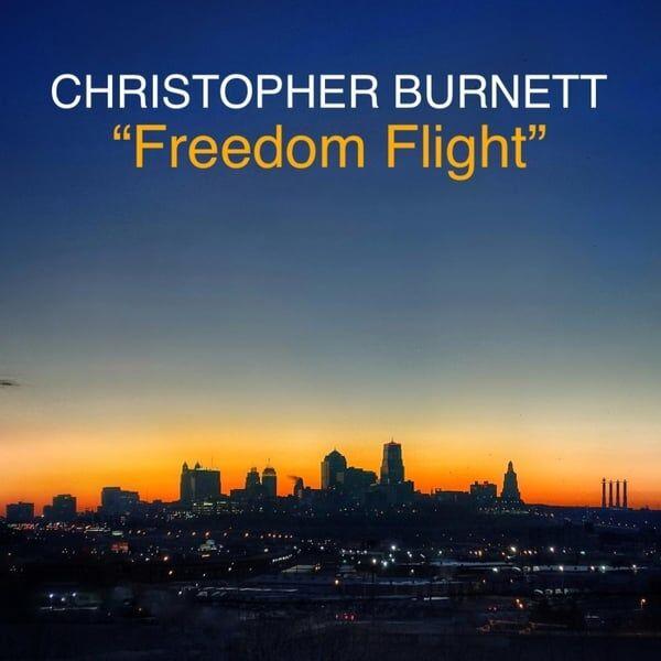 Cover art for Freedom Flight