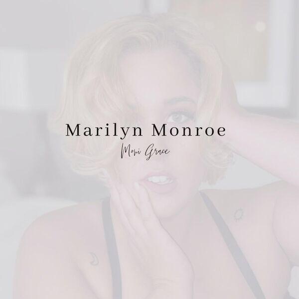 Cover art for Marilyn Monroe