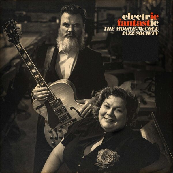 Cover art for Electric Fantastic