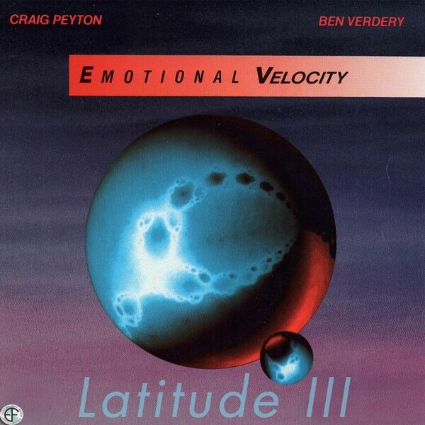 Cover art for Emotional Velocity