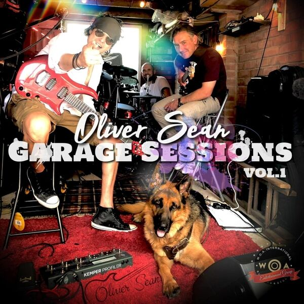Cover art for Garage Sessions, Vol. 1