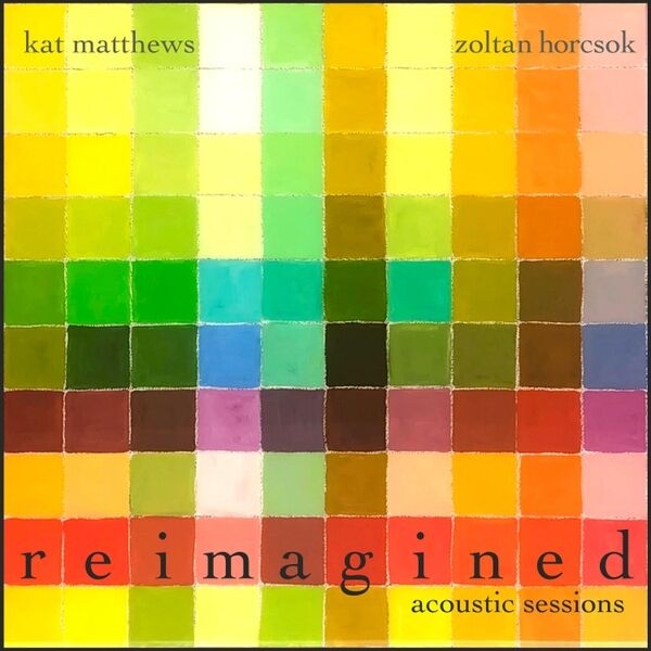 Cover art for Reimagined (Acoustic Sessions)