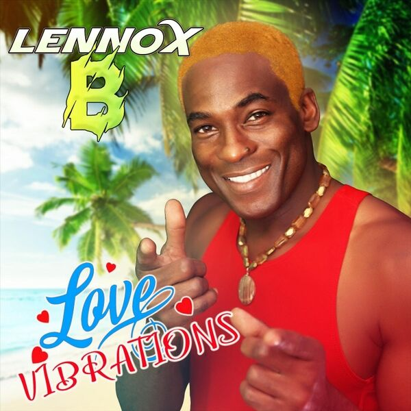 Cover art for Love Vibrations