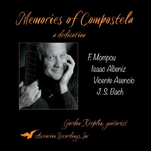 Cover art for Memories of Compostela