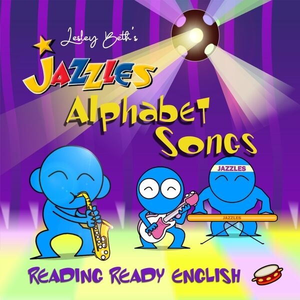 Cover art for Jazzles Alphabet Songs