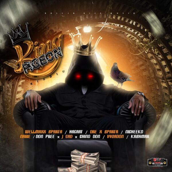 Cover art for King Pigeon Riddim - EP