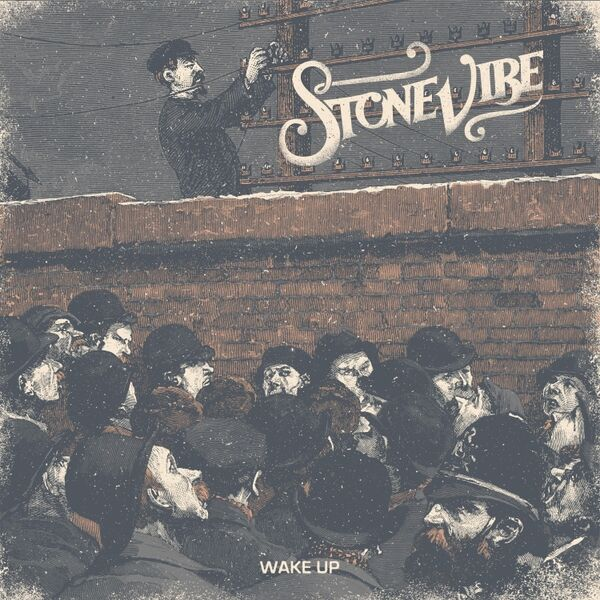 Cover art for Wake Up
