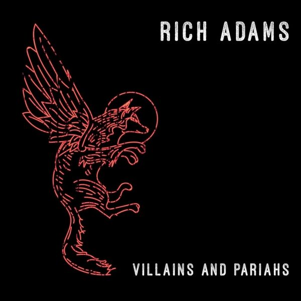 Cover art for Villains and Pariahs