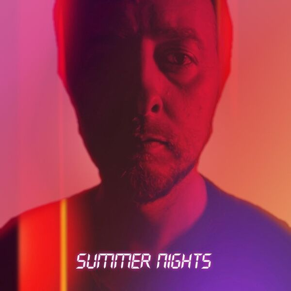 Cover art for Summer Nights