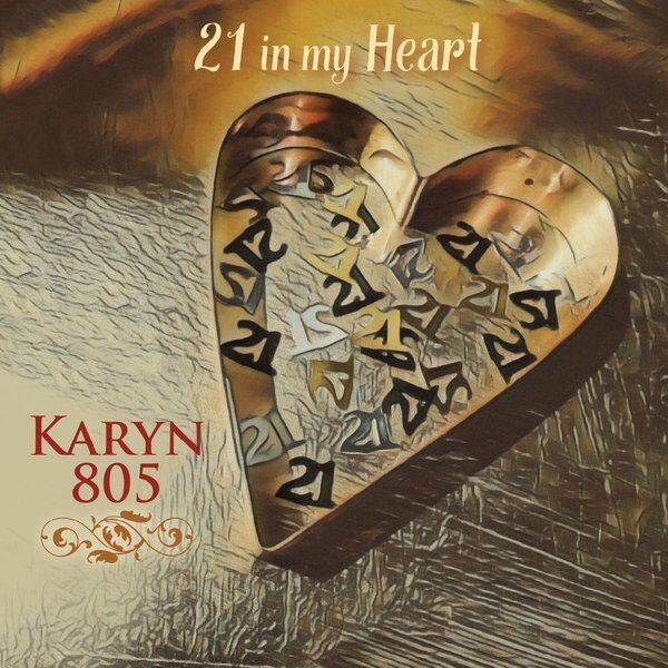 Cover art for 21 in My Heart