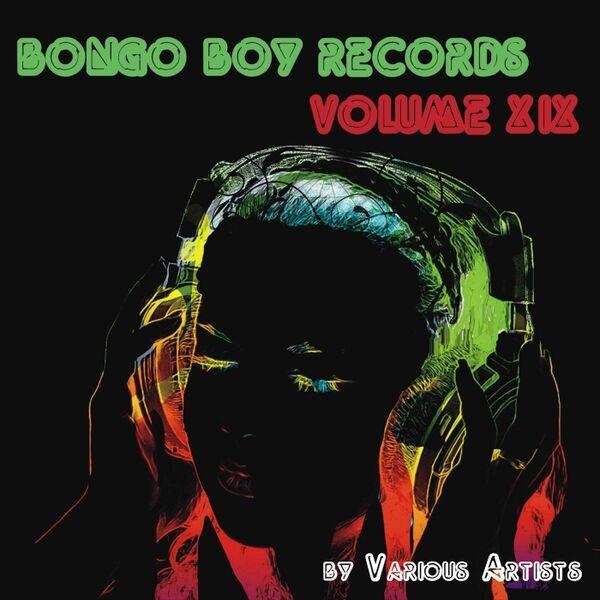 Cover art for Bongo Boy Records, Vol. XIX