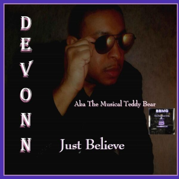 Cover art for Just Believe