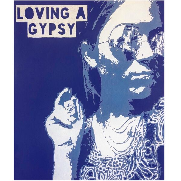 Cover art for Loving a Gypsy