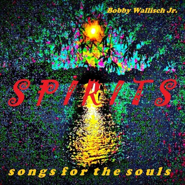 Cover art for Spirits