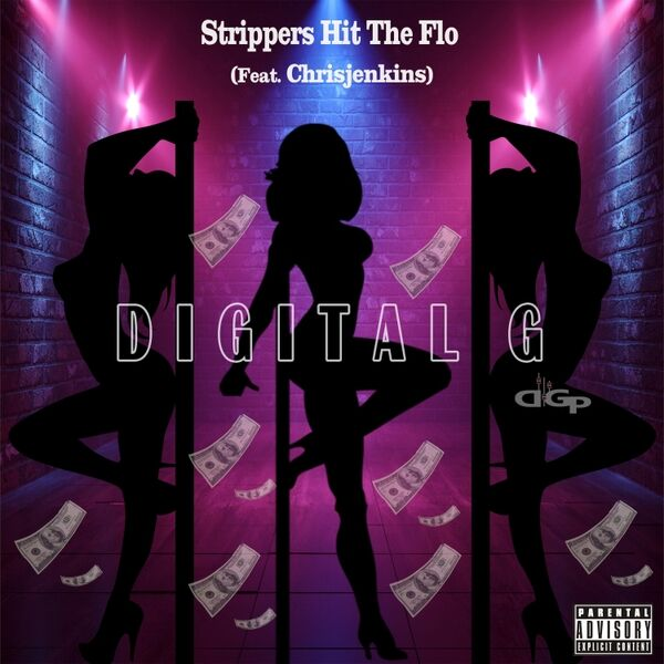 Cover art for Strippers Hit the Flo