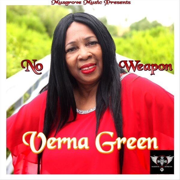 Cover art for No Weapon