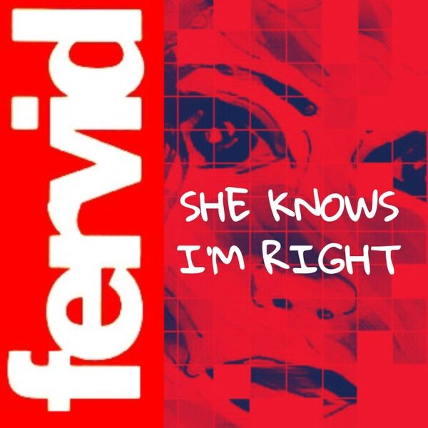 Cover art for She Knows I'm Right