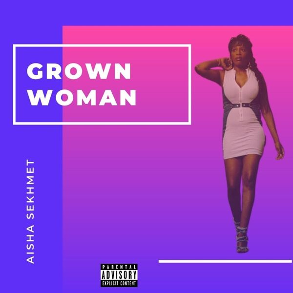 Cover art for Grown Woman