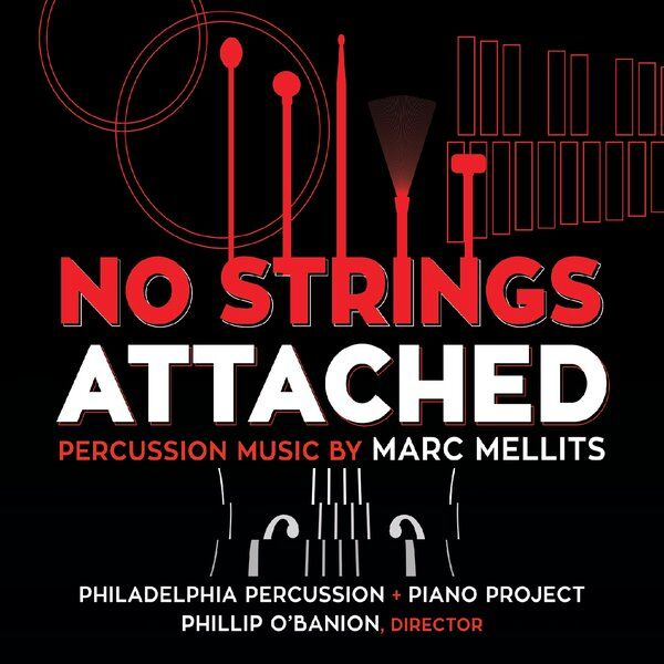 Cover art for Marc Mellits: No Strings Attached
