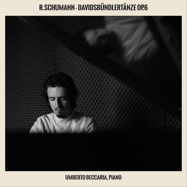 Cover art for Robert Schumann: Davidsbündlertänze, Op. 6