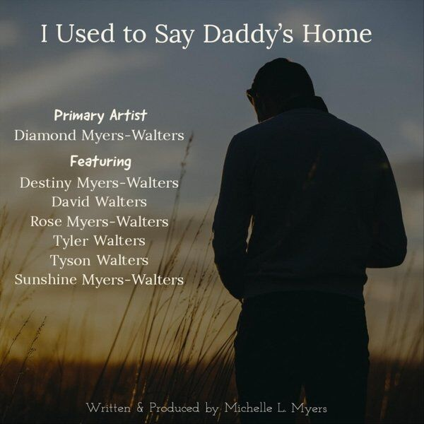 Cover art for I Used to Say Daddy's Home