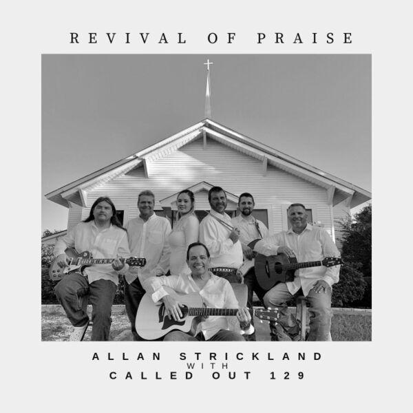 Cover art for Revival of Praise