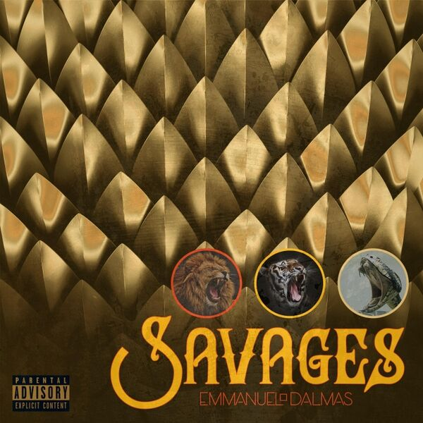 Cover art for Savages