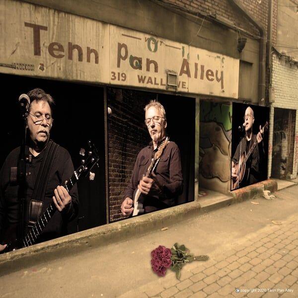 Cover art for Tenn Pan Alley