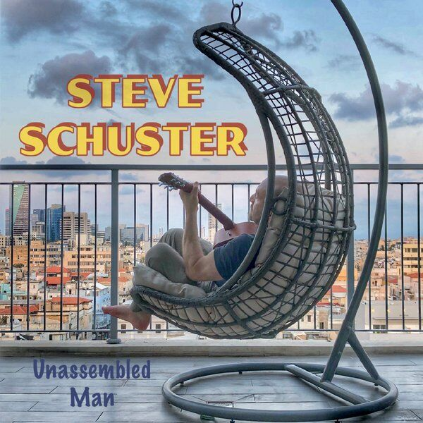 Cover art for Unassembled Man