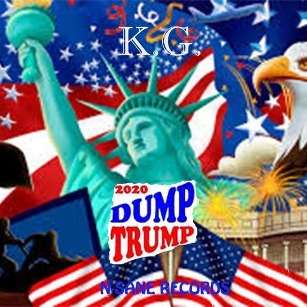 Cover art for Dump Trump 2020