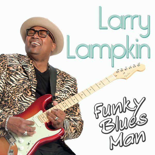 Cover art for Funky Blues Man