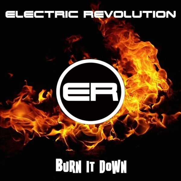 Cover art for Burn It Down