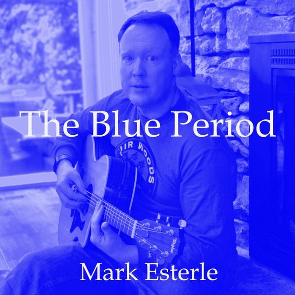 Cover art for The Blue Period