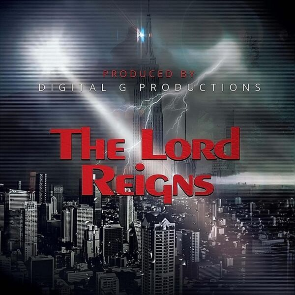 Cover art for The Lord Reigns