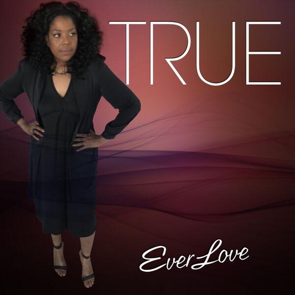 Cover art for True