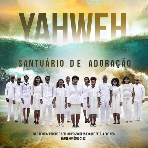 Cover art for Yahweh